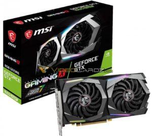 کارت گرافیکهای MSI GeForce GTX 1660 SUPER