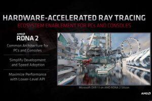 رابط گرافیکی DirectX Raytracing